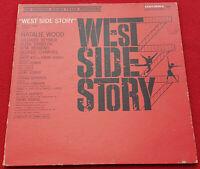 1961 West Side Story Original Sound Track Recording LP - Original Vinyl Album