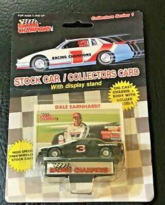 Vintage 1989 Racing Champions Nascar Stock Car Dale Earnhardt #3 New