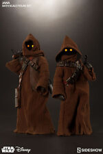 "STAR WARS: JAWA SET 1/6 Action Figure 12"" SIDESHOW"