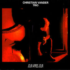 Christian VANDER Trio Jour apres jour CD Magma Seventh Jazz Rock RIO Borghi