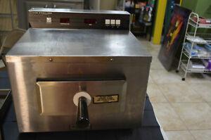 Used Alfa Cox Rapid Dry Heat Sterilizer Model 6000