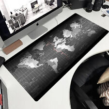 More details for 90x40cm extra large xxl size anti-slip gaming mouse pad mat f/ pc laptop macbook