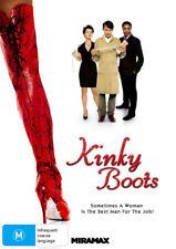 61 Kinky BOOTS - DVD Region 4