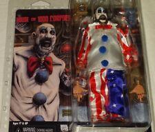 NECA House 1000 Corpses CAPTAIN SPAULDING retro cloth DEVIL REJECT action figure