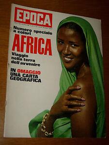 EPOCA 1965/787=OTTO KISNAT=ENRICO PIAGGIO=MOUNT KENYA SAFARI CLUB=SUMBEAN ITALIA