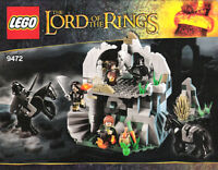 LEGO Instructions ONLY from 9472 Attack on Weathertop LOTR Instruction Book