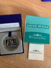 "*FRANKREICH 10 EURO ""GEORGE BRAQUE"" SILBER 2010* PP"