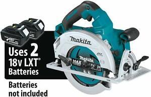 Makita 18V X2 LXT® Lithium‑Ion (36V) Brushless  cordless Circular saw XSH06Z