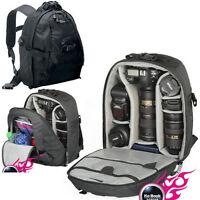 New Mini Trekker AW Camera Bag Waterproof DSLR Camera Backpack Padded Laptop Bag