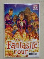 Fantastic Four #1 Alex Ross 1:50 Variant -Marvel Comics 2018 1st Print Unread NM