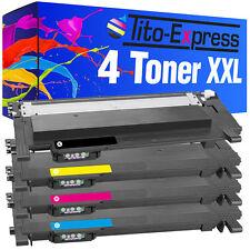 4 toner xxl proserie pour samsung xpress c480 series c480 c480 FW clt-404s