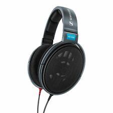 Sennheiser HD 600 Audiophile Quality Open Hi-Fi stereo Headphones Brand New