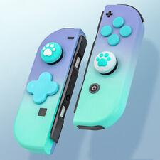 Para Nintendo Interruptor Accesorios Cross Dirección Botón Agarre Funda Parche