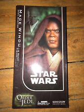 Sideshow Order Of The Jedi Mace Windu Jedi Master AFSSC522