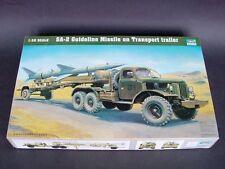 Trumpeter 00204 1/35 SA-2 Missile on Transport Trailer