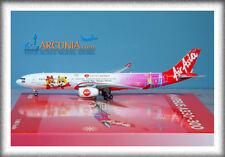 """Phoenix 1:400 Air AsiaX Airbus a330-300 """"Lotte World - HS-XTD"""""""