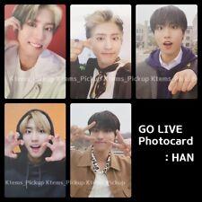 Stray Kids Go Live Photocard & Film Strip : Han