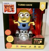 NEW WowWee Despicable Me 3 Minion Mip Turbo Dave Balancing Robot Bluetooth Toy