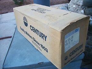NIB Century-Carrier HD58DL851 3HP 230/460V 3 Phase Motor, 1725RPM Bryant A.O.