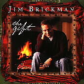 Jim Brickman: The Gift (Cassette, 2003, Windham Hill Records) NEW