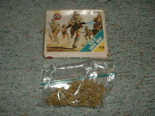 Airfix 1/72 HO 8th Army  1975 issue box  USA issue  Lot 5  XX