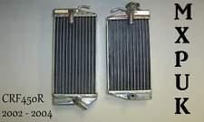 CRF450 2002 Radiadores mxpuk Performance Rads 2002 CRF 450 CRF450R CR450F (016)