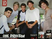 """ONE DIRECTION """"TAKE ME HOME"""" PROMO POSTER FROM THAILAND - Boy Band, Pop Rock"""