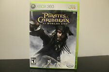 Pirates of the Caribbean: At World's End  (Xbox 360, 2007) *Tested