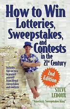 How to Win Lotteries, Sweepstakes, and Contests in the 21st Century-ExLibrary