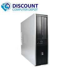 Fast Hp Desktop Computer Tower Pc Core 2 Duo 2.0Ghz 4Gb 250Gb Windows 10 Home