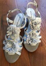 Andrew Geller Roam White Shoes Size 7.5