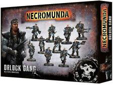 ORLOCK GANG Warhammer 40K Necromunda Warhammer Sealed