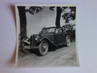 original  Foto  6x 6  cm  1930er Jahre Auto Automobil Frauen Thüringen Jena ?