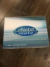 Brand NEW AUTOMATE AM6.2 1-Way, One Button Remote Start System (DEI 4113A)