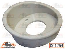ENJOLIVEUR gris NEUF pour clignotant droit (TURNLIGHT) de Citroen 2CV  -1254-