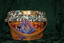 Longaberger Christmas 1997 Snowflake combo