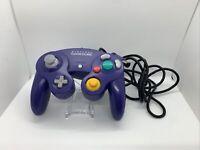 Official Nintendo Gamecube Indigo Controller DOL-003 OEM Tight Stick cable tear