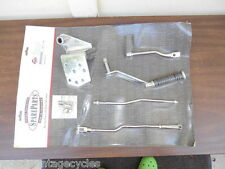 Chrome Specialties 060050 CHROME Forward Shifter Kit for Harley-Davidson FL FX