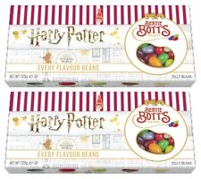 2x Harry Potter Bertie Botts Every Flavour Beans 125g Gift Box