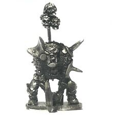 Orc Champion with axe 28mm Unpainted Metal Wargames