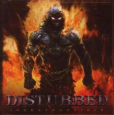 """DISTURBED """"INDESTRUCTIBLE"""" CD NEW"""