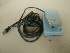 New listing Vintage Mercury Electric Sewing Machine Pedal Controller 701 Knee 702 Foot (3C1)