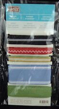 STAMPIN UP Ribbon Originals JERSEY  New 2 Yards Each 5 Different Ribbons