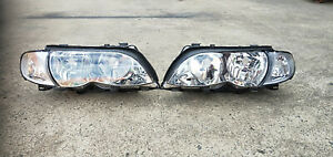 BMW E46 3-Series Head Lights