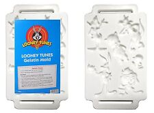 Warner Bros Looney Tunes Jello Gelatin Ice Chocolate Plastic Mold Bugs Daffy Taz