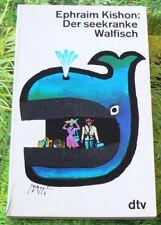 EPHRAIM KISHON Der seekranke Walfisch – jüdische Satire – dtv-TB