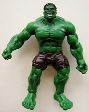 THE INCREDIBLE HULK SMASH AND CRUSH MOVIE MARVEL COMIC BOOK TOY ACTION FIGURE
