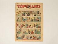TOPOLINO GIORNALE ORIGINALE  N° 572 ANNO 02/02/1946  [H06-195]