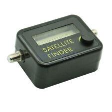 1PCS Satfinder Sat Finder Digital Analog Signal Satellite Dish Alignment Meter