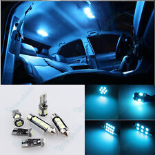 Ice Blue Interior LED Kit Light Bulb For BMW E46 318 320 328 330 M3 98-05 -13pcs